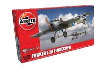 Airfix 1/72 Model Kit 01087 Fokker E.III Eindecker